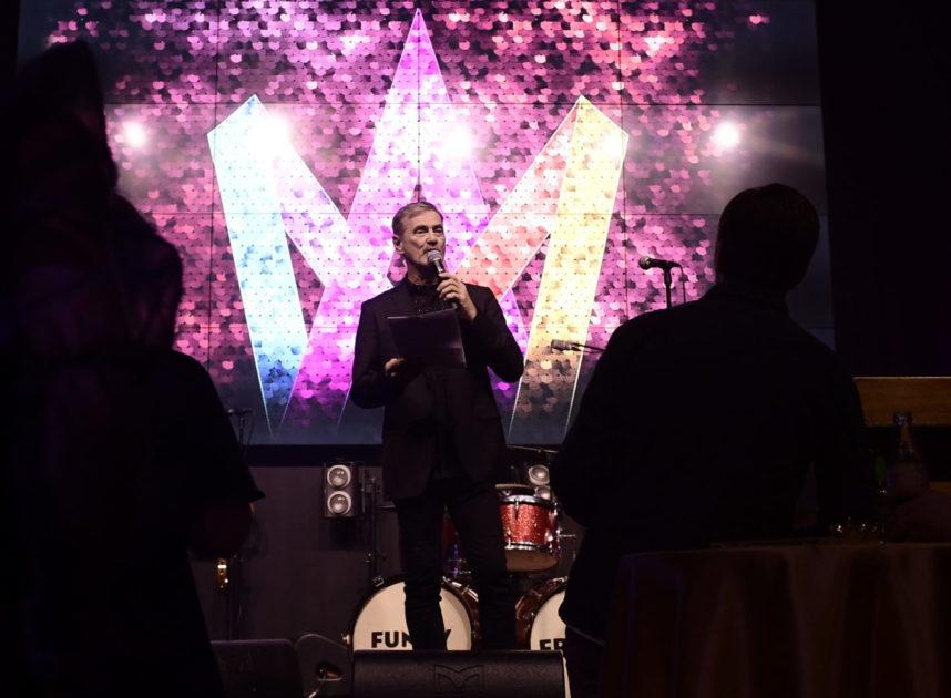 Här är Christer Björkmans tal till de historiska artisterna från Melodifestivalen – sätter Hall of Fame i perspektiv