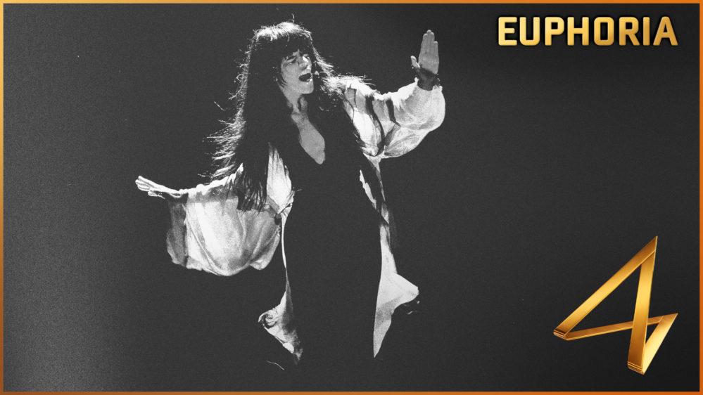 Loreen uppträder i Melodifestivalens Hall of Fame-gala under Andra chansen