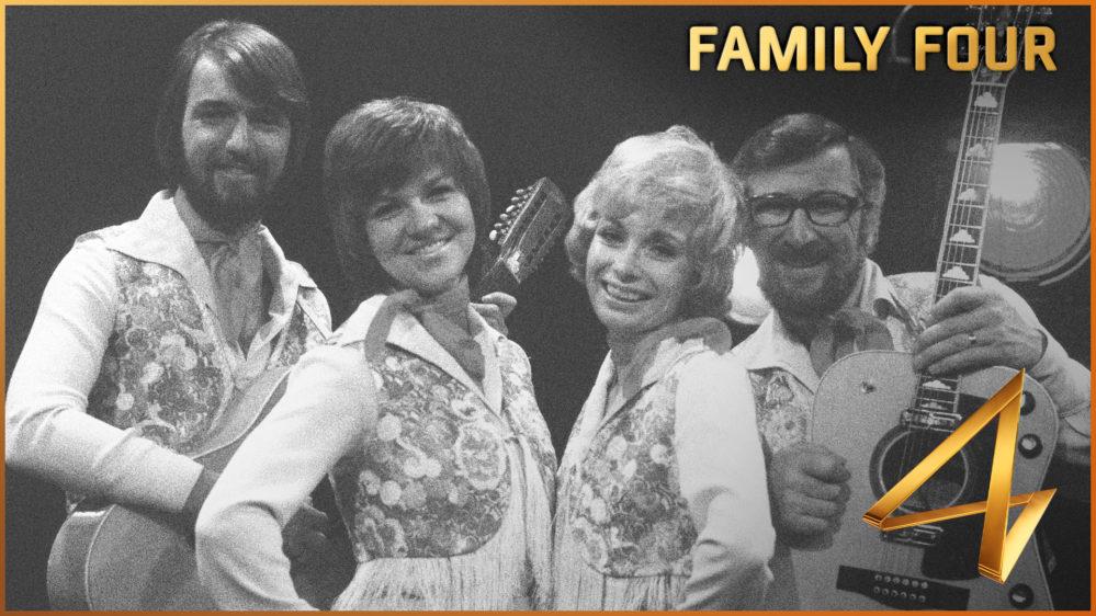 Family Four och Marie Lindberg väljs in i Melodifestivalens Hall of Fame