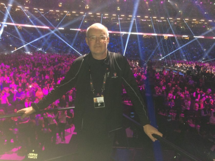 Den dolda legendaren har lämnat Melodifestivalen