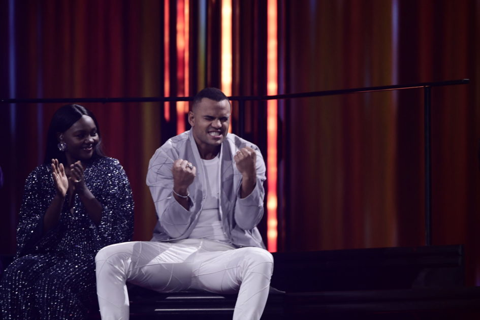 Mohombi och Anis Don Demina mot jordskredsseger – enligt genrepspubliken på Melodifestivalen 2020 i Luleå