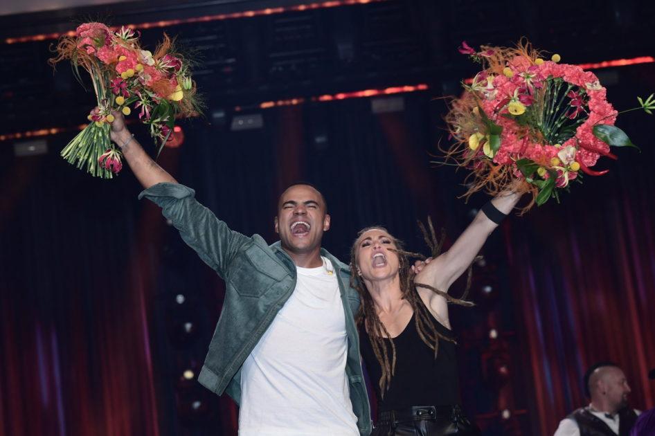 Mariette och Mohombi till final i Melodifestivalen2020