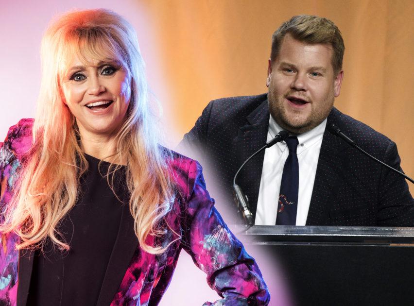 Efter Melodifestivalen: James Corden bjuder in Nanne Grönvall på Carpool Karaoke