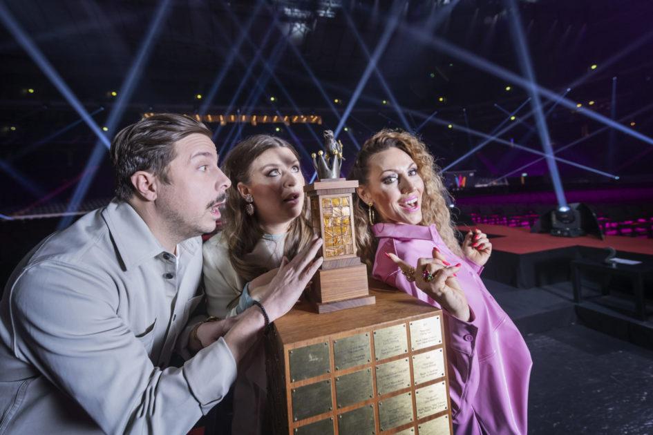 Minut för minut: Så blir finalen av Melodifestivalen2020