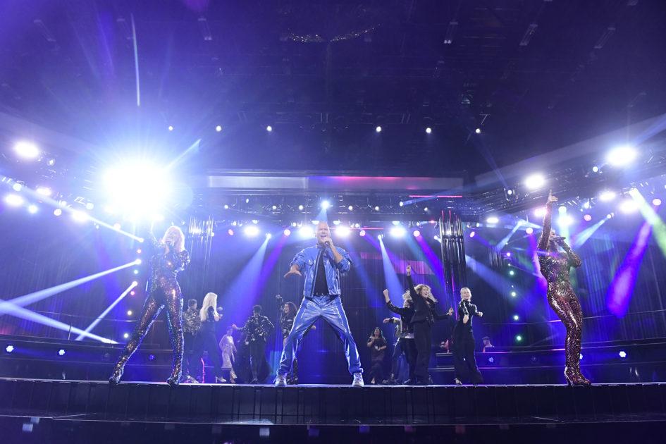 Meningsfull underhållning: Hall of Fame-showen 2020 höjde ribban för Melodifestivalen