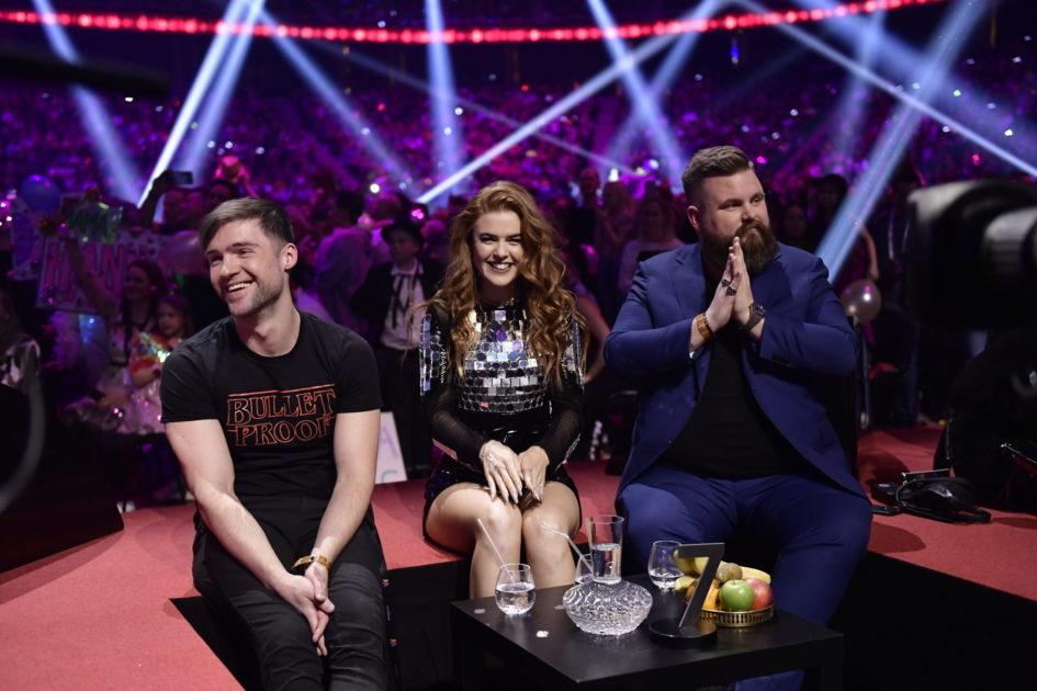 Tröstpriset efter Melodifestivalen 2020: Dotter etta – på både Svensktoppen och Spotify