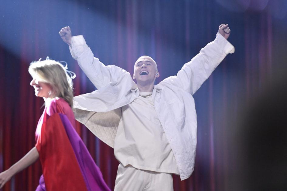 Andra chansen-kungen – Felix Sandmans obskyra rekord i Melodifestivalen