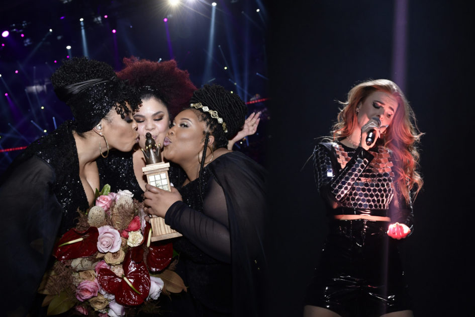 Historiskt jämn final i Melodifestivalen 2020, men inte den jämnaste någonsin – så mycket avgjorde mellan The Mamas och Dotter