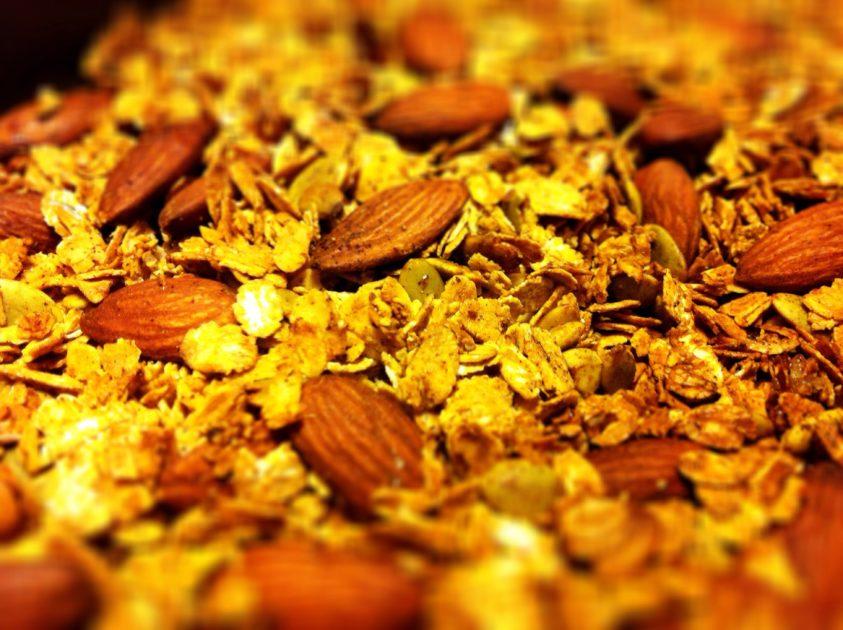 Den perfekta granolan