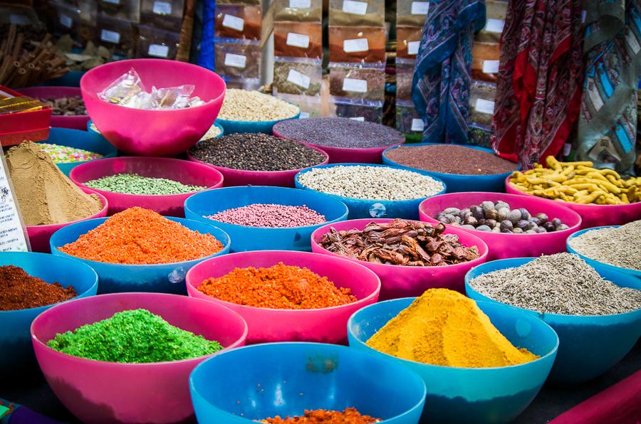 Indiska smaker