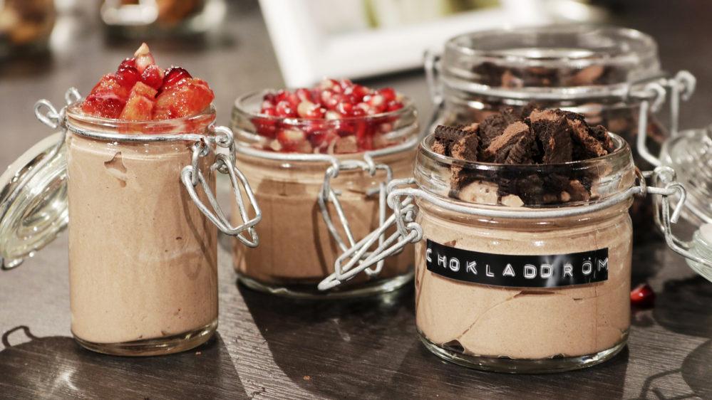 Chokladmousse