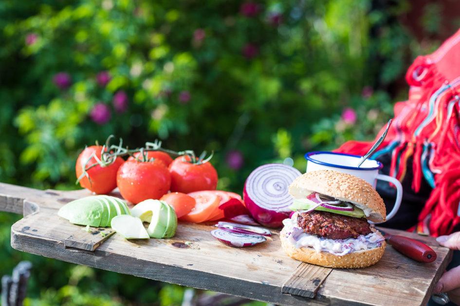 Samisk mat i meny