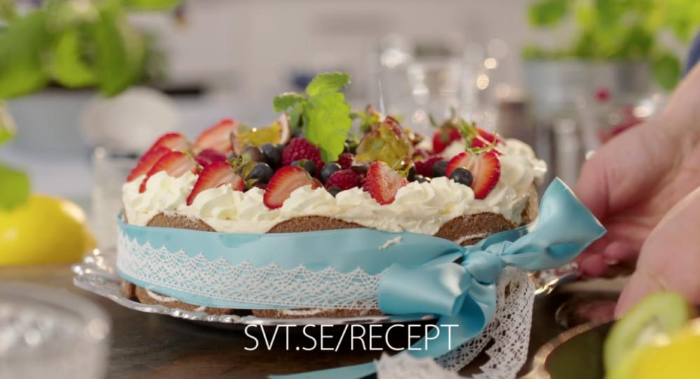 Godaste glasstårtan